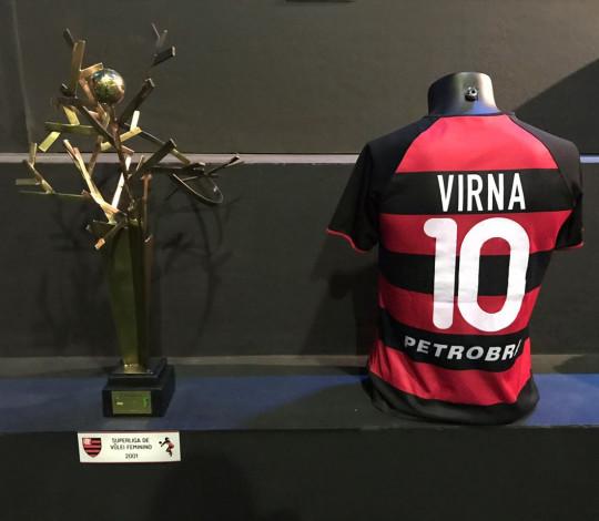O campeão voltou! Flamengo lança em breve seu novo time de Vôlei Feminino