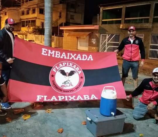 NOITE SEM FOME   Embaixada FLAPIXABA