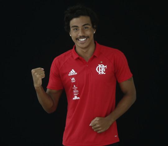 Kalel Damas fala sobre carreira e início de sua história no Flamengo