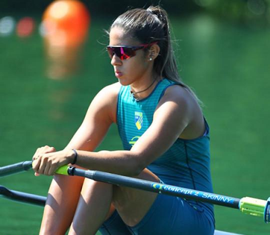 Milena Vianna termina o Campeonato Mundial Sub-23 com a 9ª colocação