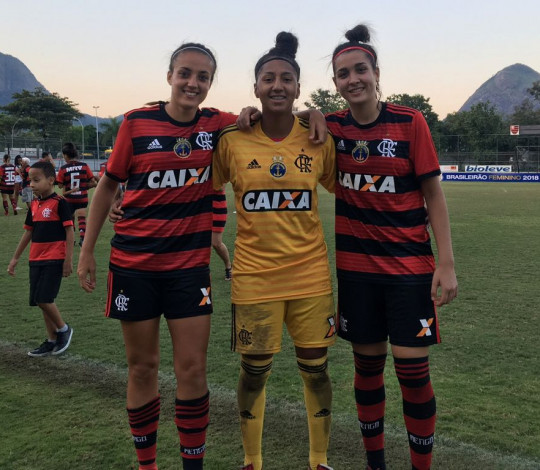 Ingryd, Kemelli e Andressa disputam Copa do Mundo Sub-20