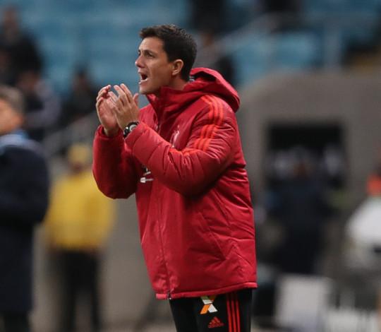 Barbieri analisa confronto contra o Cruzeiro e ressalta importância do apoio da Nação