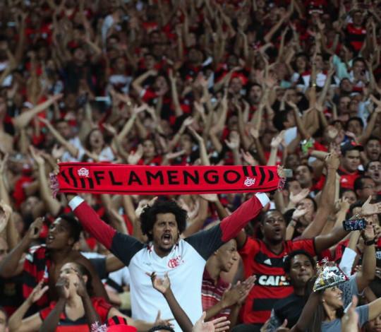 BuzzFla: Flamengo e a Nação. A força única.