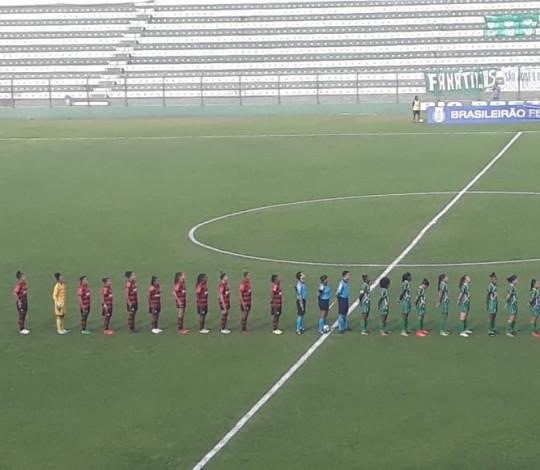 Flamengo/Marinha perde para Rio Preto no Brasileirão Feminino