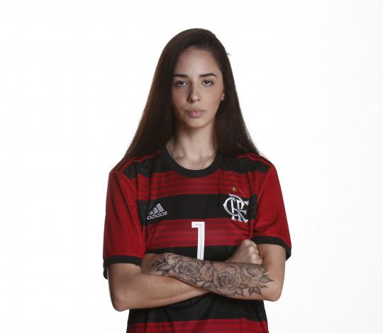 Juliana Mello é uma das atletas mais experientes da nova equipe do FlaVôlei