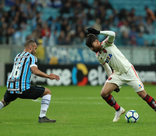 É jogo decisivo: Flamengo recebe Grêmio pela Copa do Brasil
