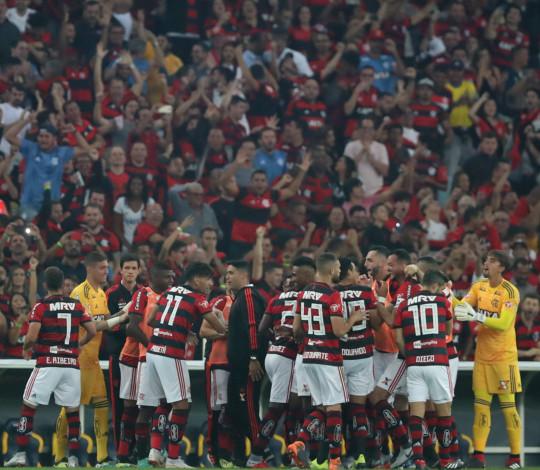 Velha conhecida: Flamengo se classifica à semifinal da Copa do Brasil mais uma vez