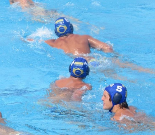 Atletas rubro-negros se destacam no Mundial Sub-18 de Polo Aquático