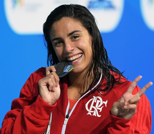 Naná Almeida se prepara para subir mais alto no pódio do José Finkel