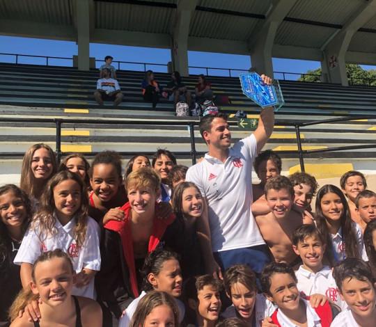 Bicampeão! Flamengo conquista novamente o I Troféu Laerte Sbane na categoria Petiz
