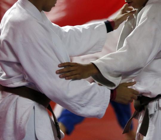 Rubro-negros encerram participação no Troféu Brasil de Judô