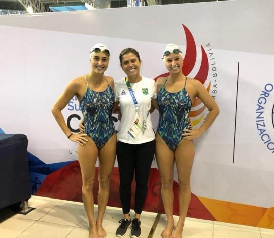 Roberta Perillier analisa o desempenho do nado artístico rubro-negro em 2018
