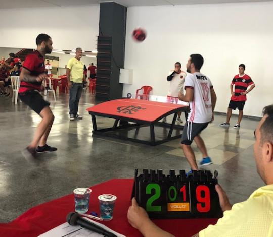 Flamengo realiza torneio de FutFla com sucesso de inscrições