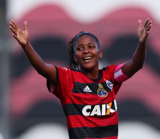 Meninas da Gávea fecham primeira fase do Brasileirão Feminino com saldo positivo