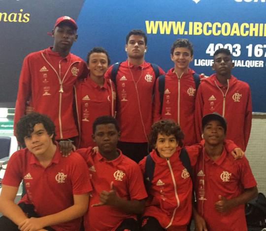 Equipes rubro-negras Sub-15 e Sub-20 disputam o Estadual de Polo Aquático