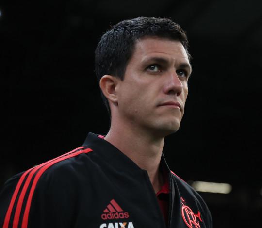 Maurício Barbieri e Diego Alves comentam partida pela Conmebol Libertadores
