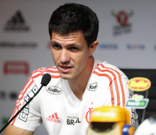 Barbieri analisa confronto contra o Internacional pelo Campeonato Brasileiro