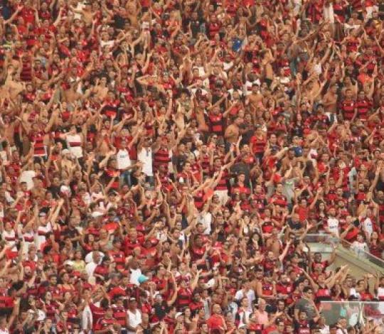 Aviso importante - Troca de ingressos para Flamengo x Corinthians