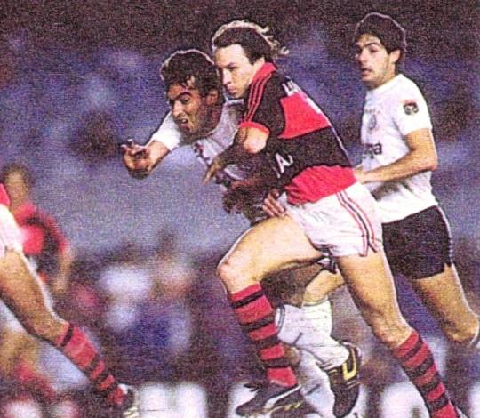 Flamengo está invicto em partidas de ida da semifinal da Copa do Brasil