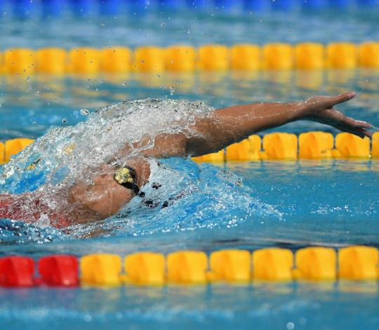 Gerente de Esportes Aquáticos, Edson Terra comenta o planejamento da natação rubro-negra