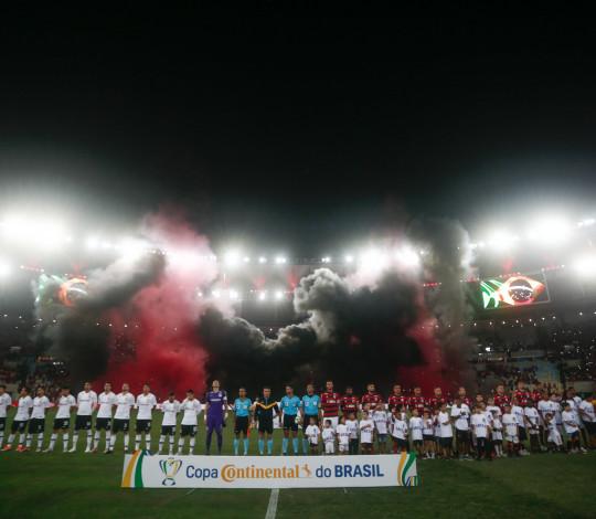Maurício Barbieri analisa empate contra Corinthians no Maracanã