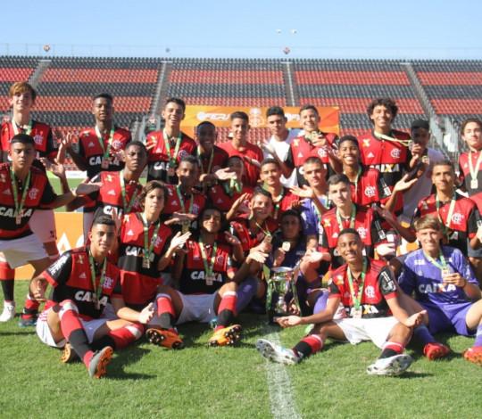 Garotos do Ninho são convocados para Seleção Brasileira Sub-15