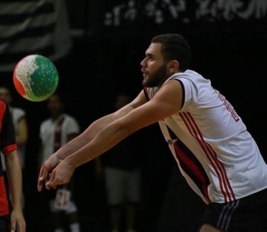 Flamengo encerra participação no Campeonato Estadual Adulto de Vôlei Masculino