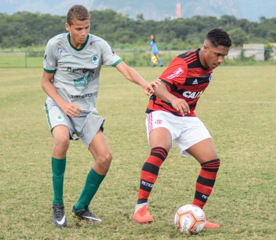 Sub-16 vence o Boavista e se aproxima do título do returno do Torneio Guilherme Embry