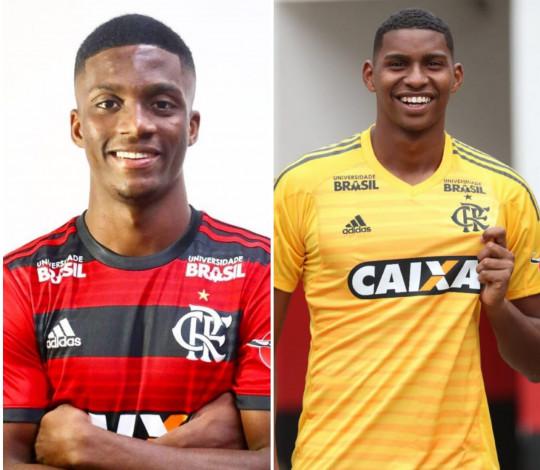 Hugo Souza e Michael são convocados para a Seleção Brasileira Sub-20