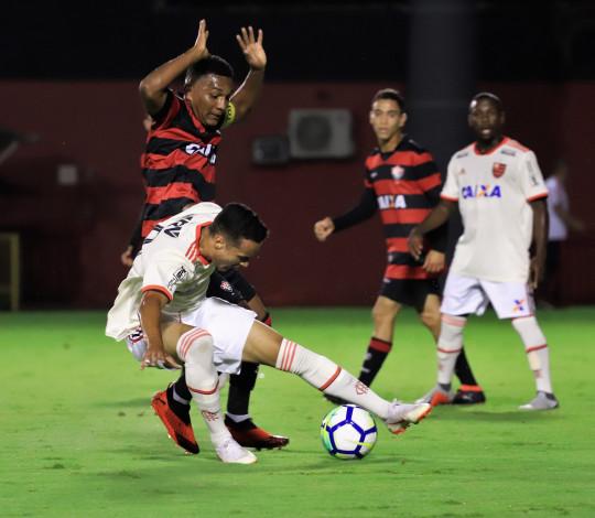 Flamengo perde para Vitória no Brasileiro Sub-20