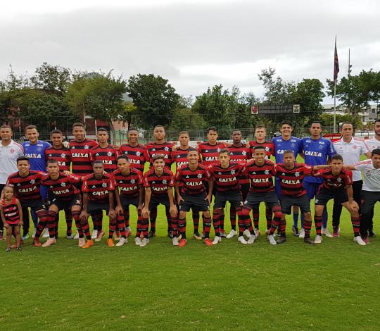 Sub-17 inicia caminhada na Copa do Brasil 2018