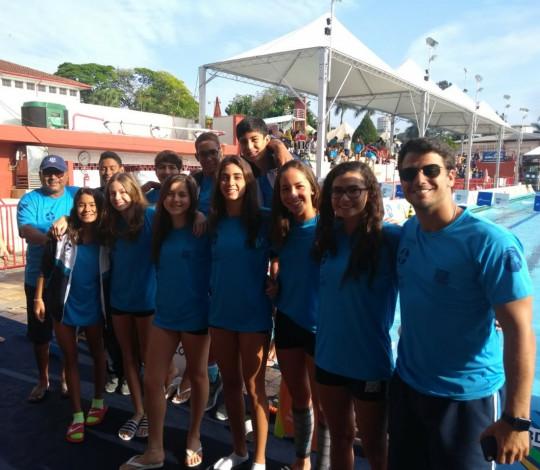 Com atletas rubro-negros, Rio de Janeiro conquista segundo lugar no Torneio Internacional de Mococa