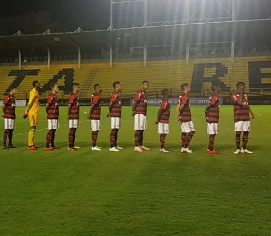 Sub-20 faz 2 a 0 no Vitória mas se despede do Campeonato Brasileiro na semifinal