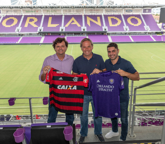 Florida Cup: representante do Flamengo faz visita técnica em Orlando e elogia organização