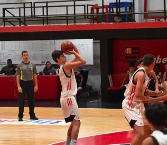 Gabriel Landeira é convocado para o FIBA Americas Youth Development Camp Brasil 2018