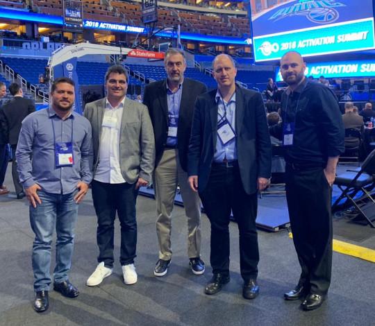 """""""É um sonho para todos nós"""", Alexandre Póvoa exalta a participação do FlaBasquete na NBA"""