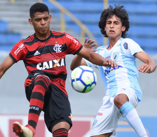 Flamengo recebe o Londrina pela Copa do Brasil Sub-17