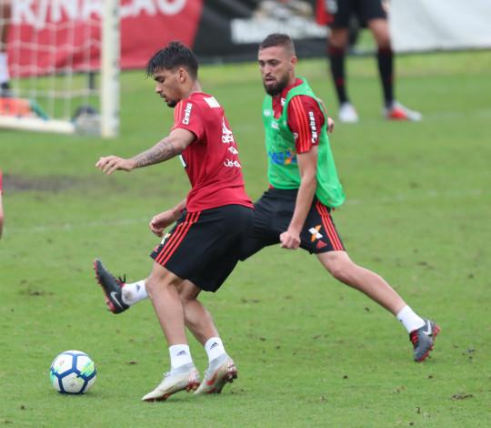 Rubro-Negro inicia preparação para o clássico contra o Fluminense