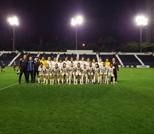 Flamengo/Marinha briga até o fim, mas perde para Corinthians no Brasileiro Feminino
