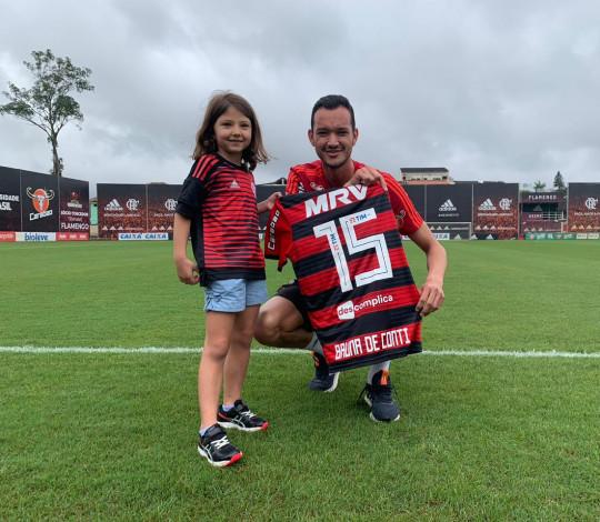Dia das Crianças: Flamengo promove campanha de conscientização do câncer infantil