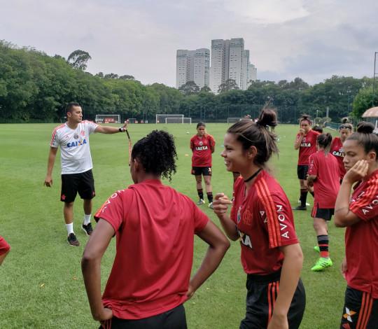 Flamengo/Marinha recebe Duque de Caxias no CEFAN
