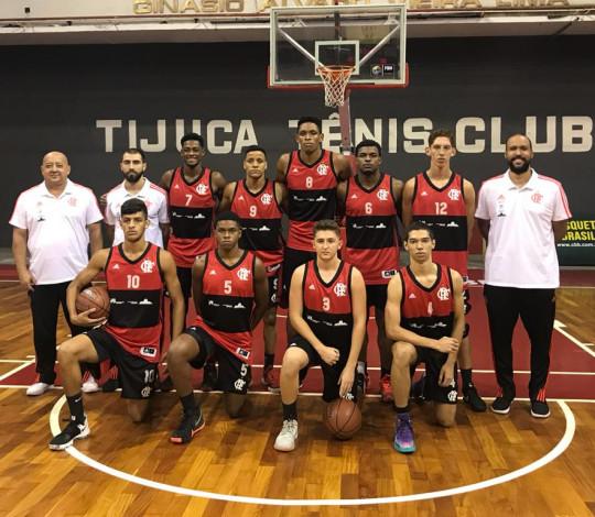 Flamengo estreia com vitória na Copa Brasil de Clubes Sub-18