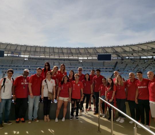 Flamengo inaugura 6ª edição do Anjo da Guarda