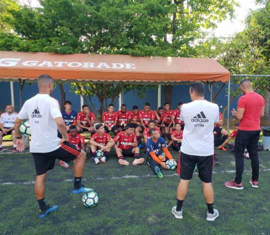 Flamengo visita o América-MG pelas oitavas de final da Copa do Brasil Sub-17