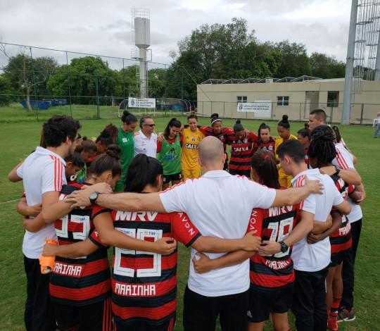 Flamengo/Marinha e Portuguesa se enfrentam no Luso Brasileiro