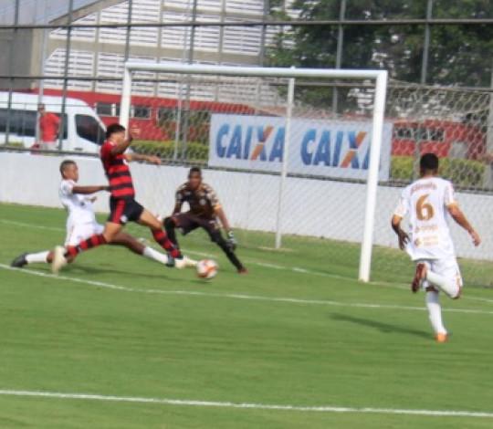 Com quatro de Vitor Gabriel, Sub-20 goleia Carapebús e está na segunda fase do Torneio OPG