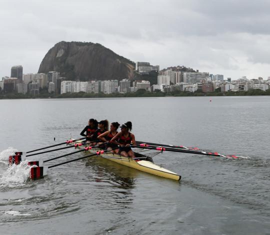Flamengo termina em terceiro lugar na 52ª Edição da Regata do Futuro