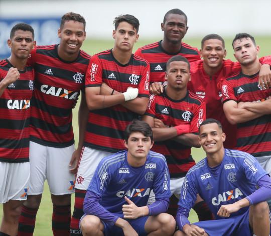 Flamengo encara o São Paulo no Morumbi pelas quartas da Copa do Brasil Sub-17