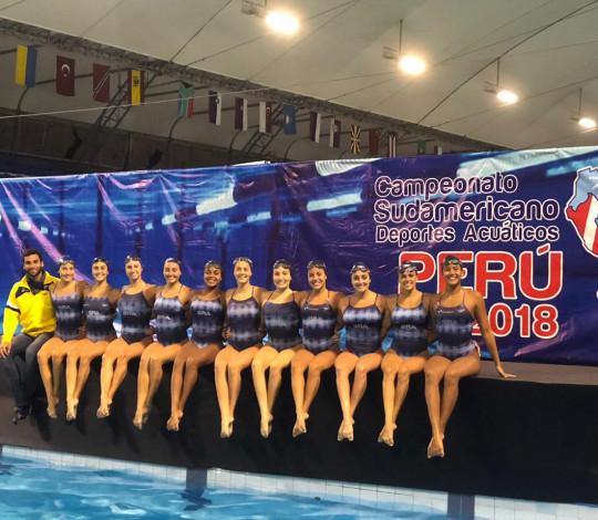 Rubro-negros estreiam no Sul-Americano de Esportes Aquáticos nesta quinta-feira (01)