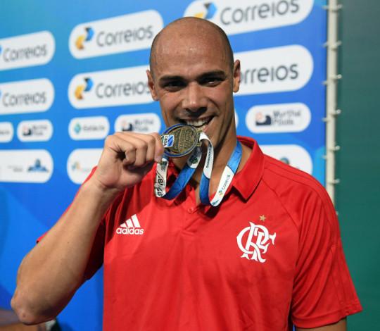Atletas rubro-negros estarão no Sul-Americano de Natação